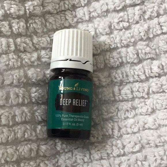 Deep Relief Essential Oil
